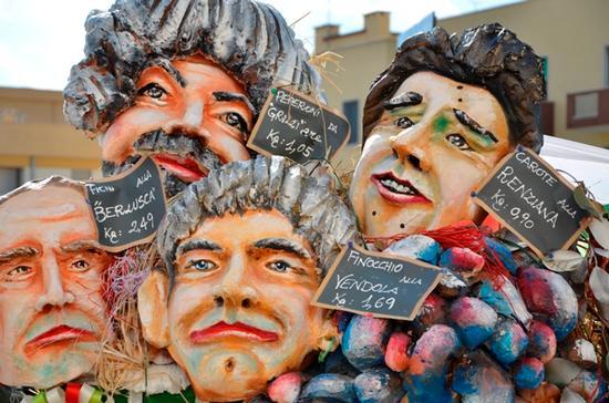 CARNEVALE 2015 - Putignano (947 clic)
