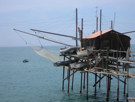 la casa delle barche  - Termoli (3627 clic)