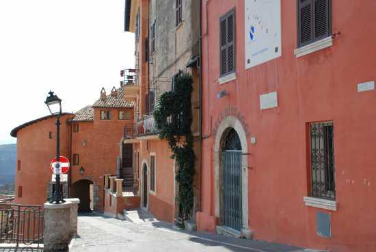 La Portella. - Fiuggi (2635 clic)