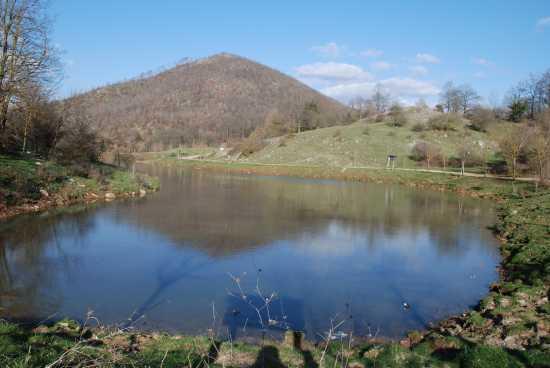 La riserva Piglio - Inzuglio. - Fiuggi (2291 clic)