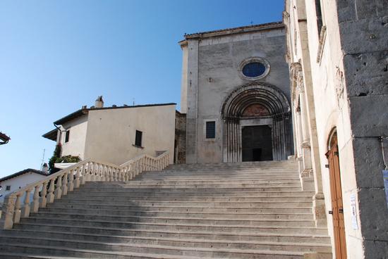 Collegiata Santa Maria del Colle. - Pescocostanzo (2096 clic)