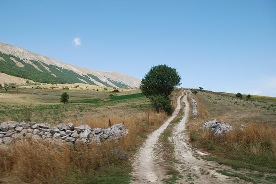 Paesaggio abruzzese.  - Pescocostanzo (2192 clic)