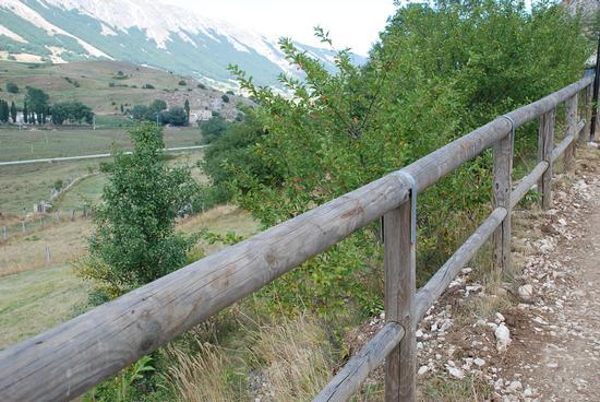 Paesaggio abruzzese..  - Pescocostanzo (2173 clic)