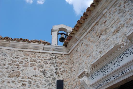 Eremo di San Michele.  - PESCOCOSTANZO - inserita il 01-Nov-10
