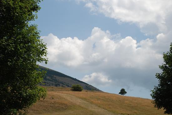 Paesaggio abruzzese.  - Pescocostanzo (2047 clic)