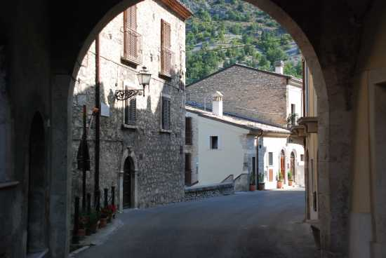 Arcata - Pacentro (2404 clic)