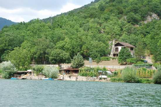 Lago di Scanno (2055 clic)