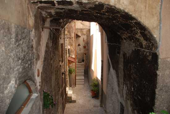 Archetto a Scanno (2010 clic)