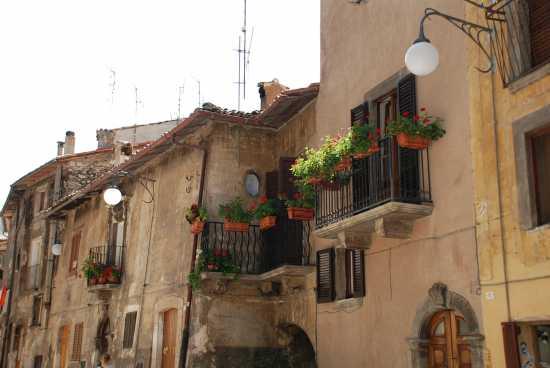 Balconi - Scanno (2230 clic)