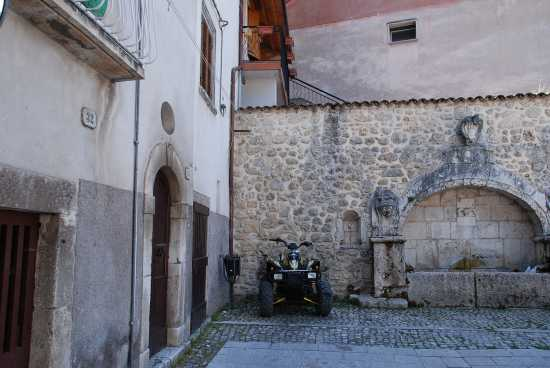 Fontane a Scanno (2061 clic)