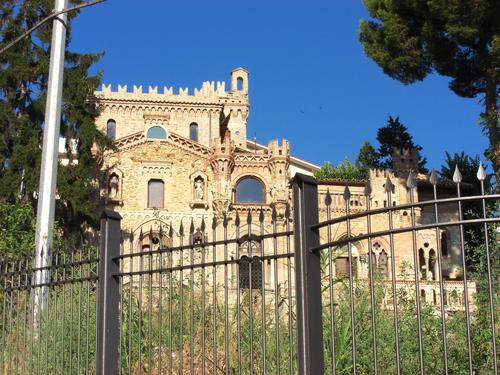 Castello Della Monica - TERAMO - inserita il 28-Aug-09