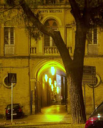 Porta Melatina - Teramo (2895 clic)