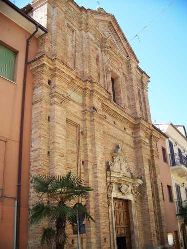 Chiesa del Santo Spirito (XIII sec.) - Teramo (2582 clic)
