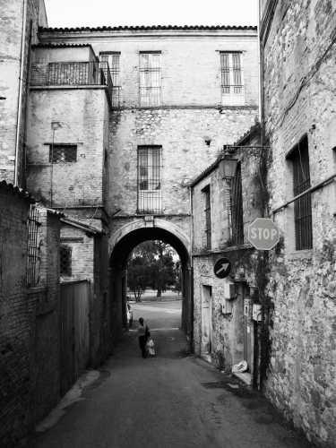 Antica porta d'accesso cittadina. - TERAMO - inserita il 04-Sep-09