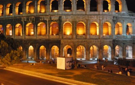 colosseo nyght - Roma (2284 clic)