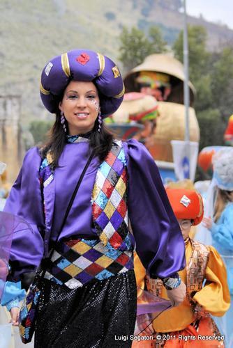 Carnevale di Tivoli 2011 (1402 clic)