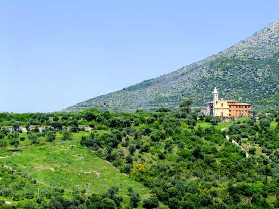 Santuario Madonna di Quintiliolo - Tivoli (3118 clic)