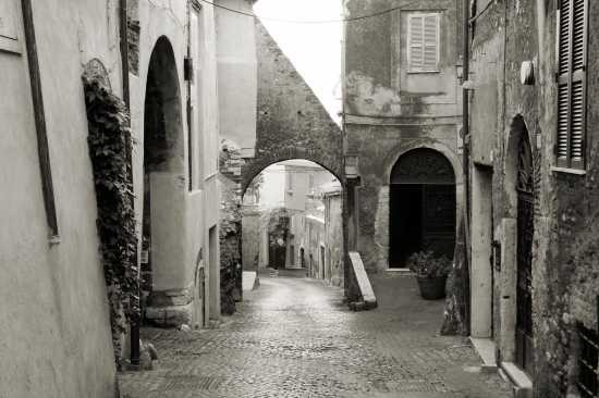 Tivoli Via del Colle (2405 clic)