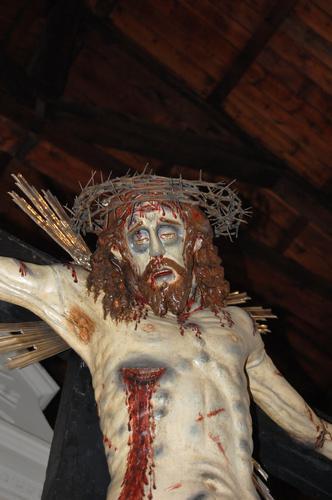 cristo - Palmi (1396 clic)