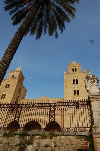 cattedrale cefalu' - Cefalù (2141 clic)