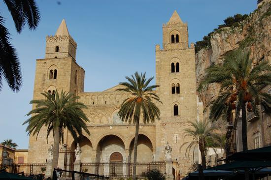 cattedrale cefalu' - Cefalù (2500 clic)