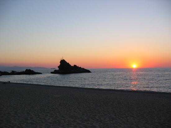 tramonto - Palmi (2757 clic)