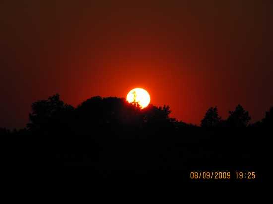 Il tramonto - Ravenna (2055 clic)
