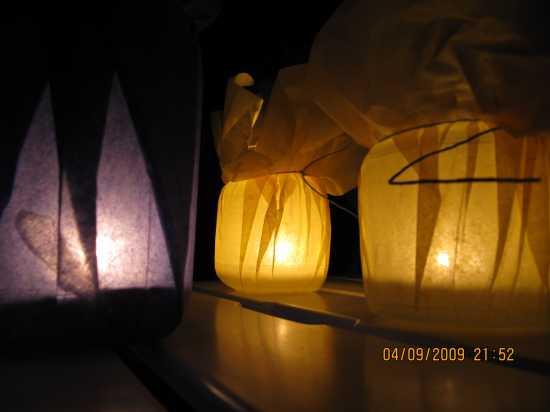 Le candele - Ravenna (1769 clic)