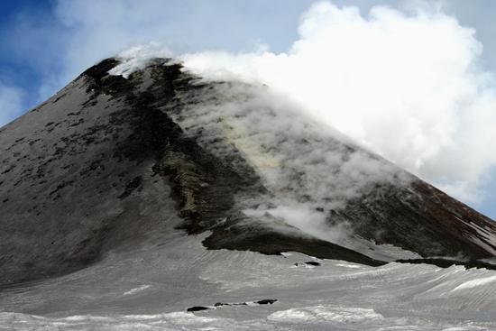 Etna - Cratere di Sud EST (2194 clic)