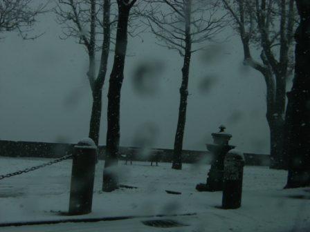Neve in Città Alta  - Bergamo (4465 clic)