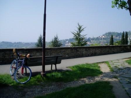 Relax sulle Mura - Bergamo (2349 clic)