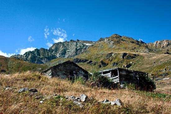 Valgrisenche - Paesaggio di Montagna - Valgrisanche (6382 clic)