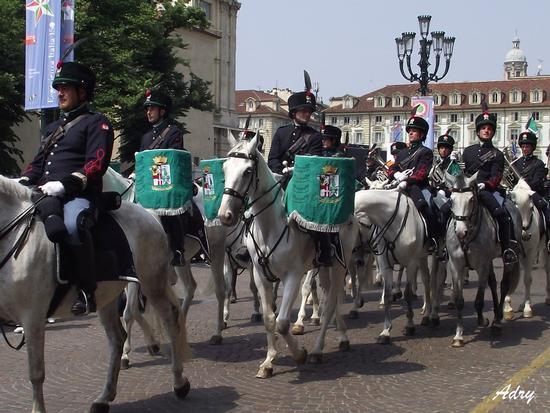 Arma della Cavalleria - Torino (1719 clic)