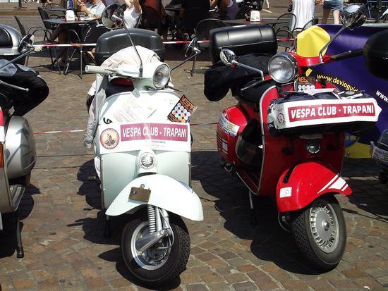 Raduno della Vespa - Torino (2054 clic)