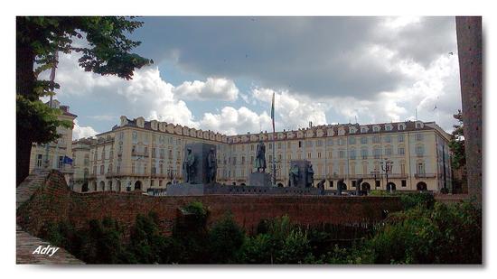 Piazza Castello - Torino (576 clic)