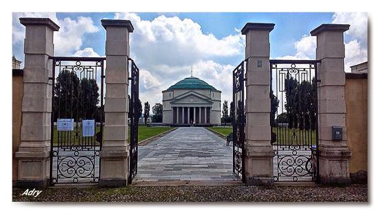 Mausoleo della Bella Rosin - Torino (916 clic)