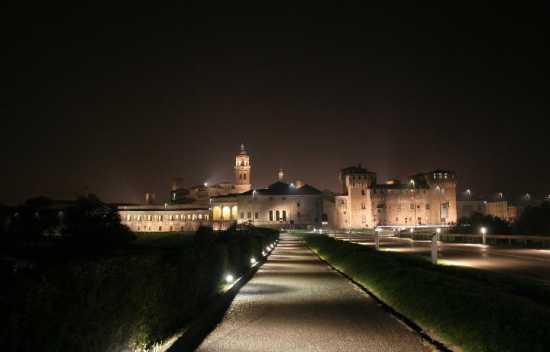 Mantova dal ponte (4630 clic)