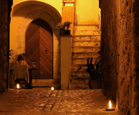 cena - Terracina (3165 clic)