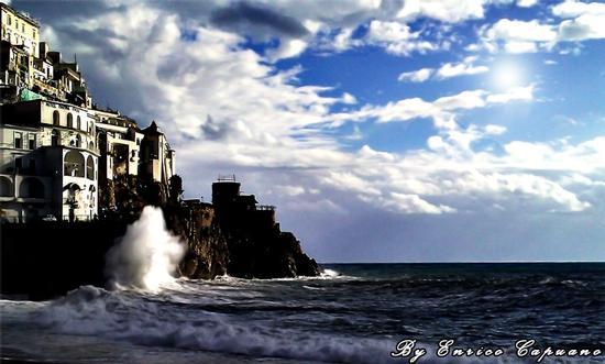 Burrasca soleggiata - Amalfi (2950 clic)