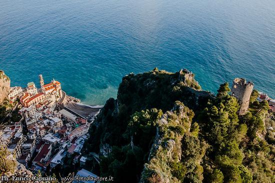 Torre delle Ziro - Pontone - Costiera Amalfitana - Ph. Enrico Capuano (372 clic)