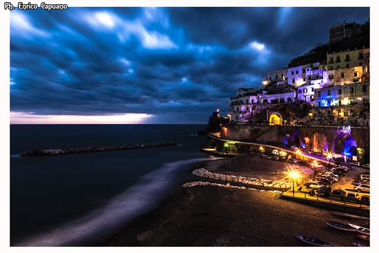 Atrani - Costiera amalfitana - foto di Enrico Capuano (278 clic)