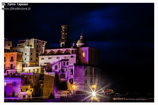 Atrani - Costiera amalfitana - foto di Enrico Capuano (294 clic)