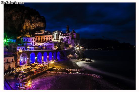 Atrani - Costiera amalfitana - foto di Enrico Capuano (330 clic)