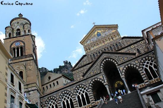 Duomo di amalfi (2780 clic)