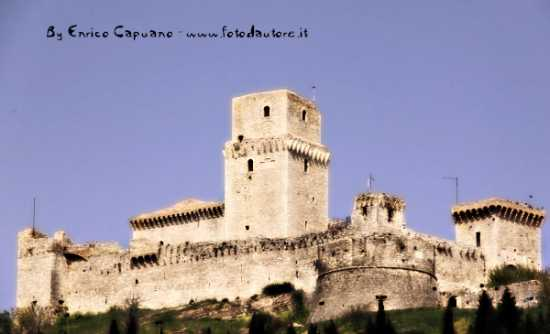Castel of Umbria By Enrico Capuano - www.fotodautore.it - Assisi (1947 clic)