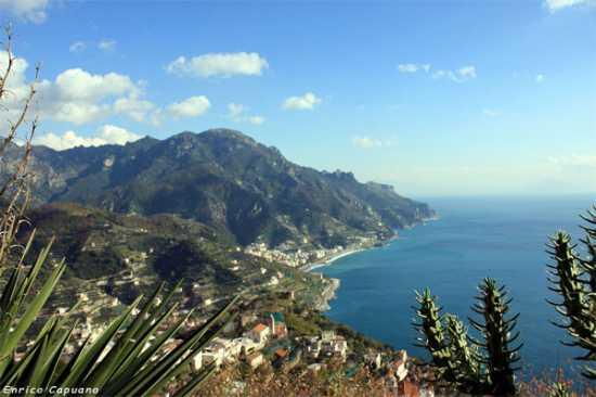 Amalfi Coast by Enrico Capuano - RAVELLO - inserita il 10-Apr-10