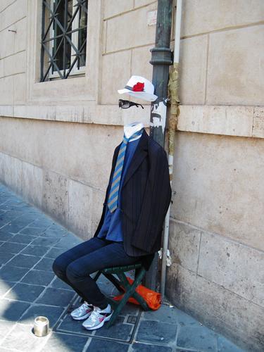 ho perso la testa per questa città! - Roma (1451 clic)