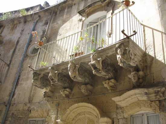 Il barocco - Lecce (3136 clic)