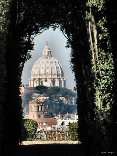 dal buco della chiave - Roma (5733 clic)