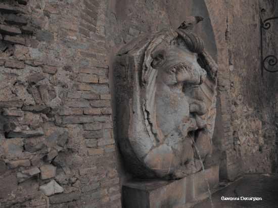 il mascherone - Roma (1878 clic)